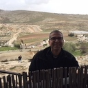 The shepherds field by Bethlehem where the angels announced to the shepherds the birth of Jesus.
